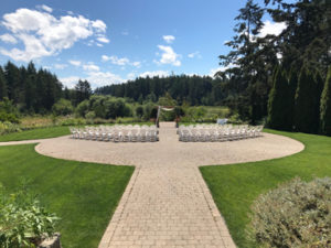 Wedding Venues Victoria BC - The Gardens At HCP