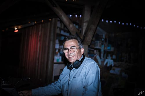 Wedding DJ Alexander at The Heritage Acres - Photo by Samuel and Virginie Wiss - SV Photograph